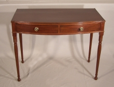 Period American Federal mahogany server