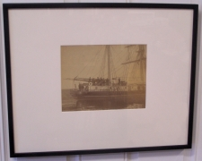 Maritime photograph the Sarah by N L Stebbins Boston
