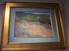 Albert Sheldon Pennoyer pastel landscape