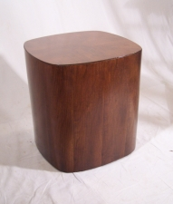Lane mid century modern cube end table c1950