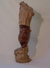 Vintage Hawaiian root sculpture